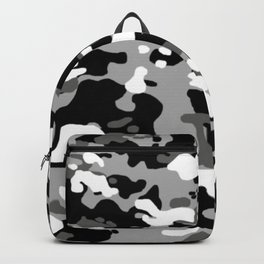 Military Camouflage: Urban I Backpack