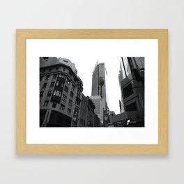 Samples Framed Art Print