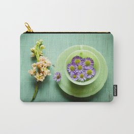 Spring Carry-All Pouch