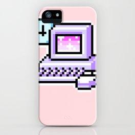 Cute Computing iPhone Case