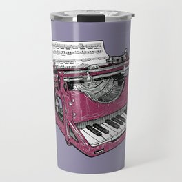 The Composition - P. Travel Mug