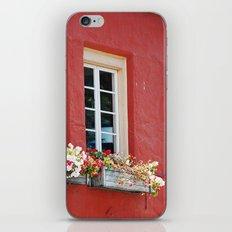 Window Boxes iPhone & iPod Skin