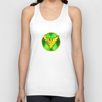 cassandra jean Tank Tops featuring Jean Grey by Some_Designs