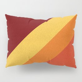 Retro 70s Color Palette II Pillow Sham