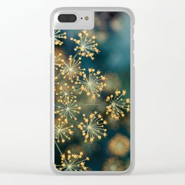 Dill #2 Clear iPhone Case