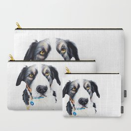 Kelpie Dog Carry-All Pouch