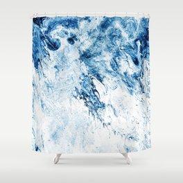 Art Fix #abstract #texture Shower Curtain