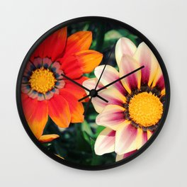 two are better! Wall Clock