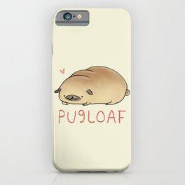 Pugloaf iPhone Case
