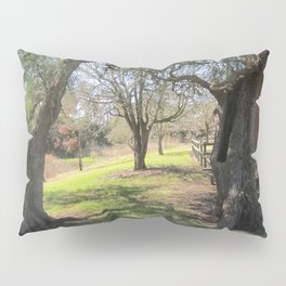 Trees by the magazine Pillow Sham
