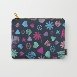 Lovely Pattern IX Carry-All Pouch
