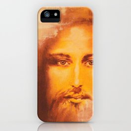 Beautiful Jesus iPhone Case