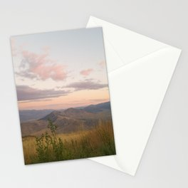 When Time Stands Still Stationery Cards