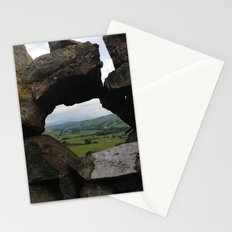 Rock Wall Window Stationery Cards