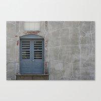doors Canvas Prints featuring Doors by StanleyStudio