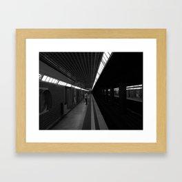 Porto di Mare Framed Art Print