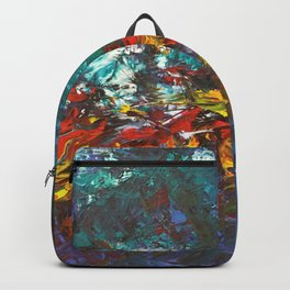 Some Through the Fire Backpack