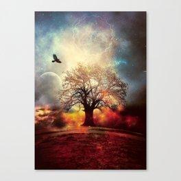 Dream Level 1 Canvas Print