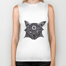 Dream Cat Biker Tank