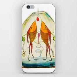 Fish Bowl iPhone Skin