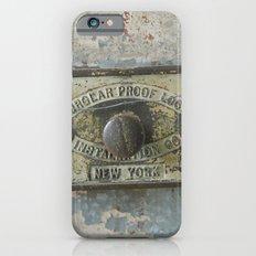 DUMBO Loft Door Lock-Brooklyn, New York iPhone 6s Slim Case