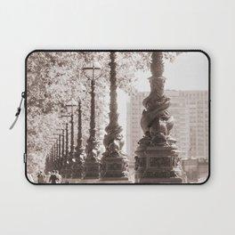 Leafy Promenade Laptop Sleeve