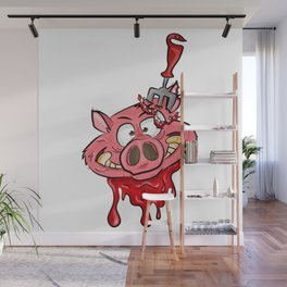 Killing the Year of the Pig - 2019 Wall Mural