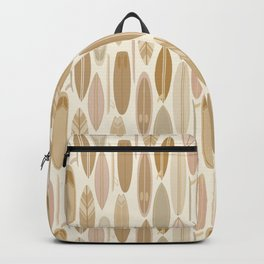 Retro Surfing Backpack