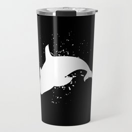 Orca - Graphic Fashion Travel Mug