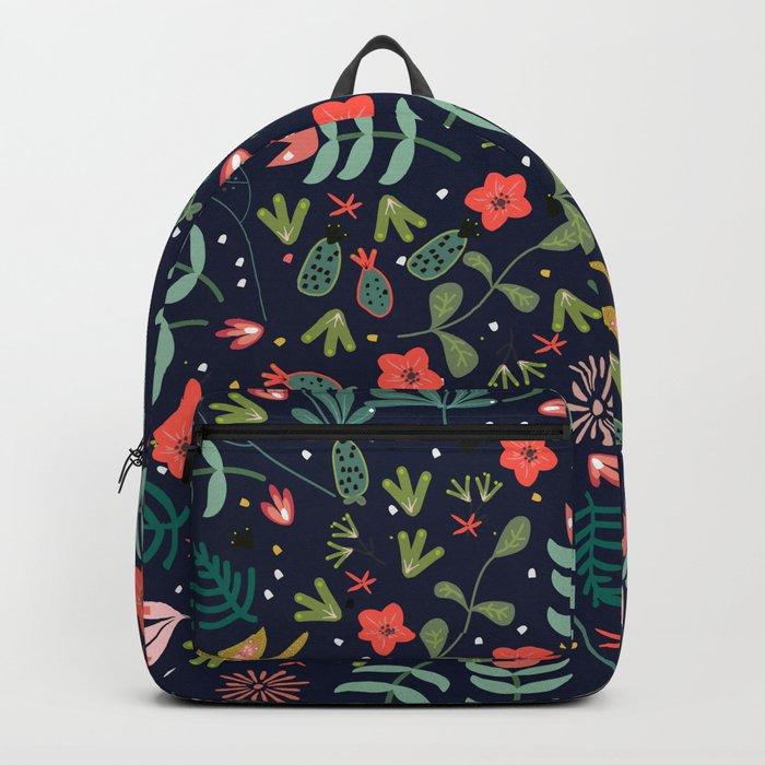 Flying Around in the Garden Backpack
