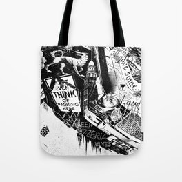 NYC_Stroll Tote Bag