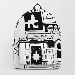 Puzzle Factory Backpack
