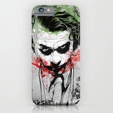 Joker - Heath Ledger iPhone 6s Slim Case