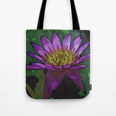 Water_Lily_2015_0603 Tote Bag