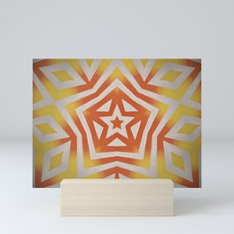 Super Star Mini Art Print