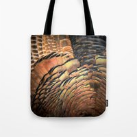 turkey Tote Bags featuring Turkey by Nichole B.