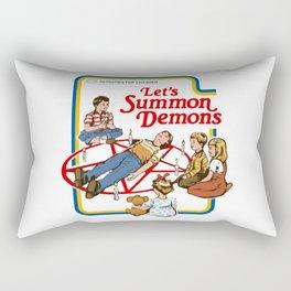 Let's Summon Demons Rectangular Pillow