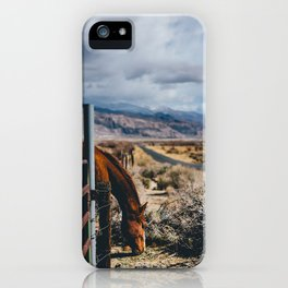 type-fast (kerouac had a first name) iPhone Case
