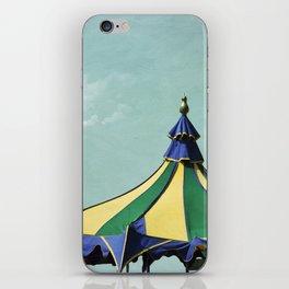 Big Top#3 iPhone Skin