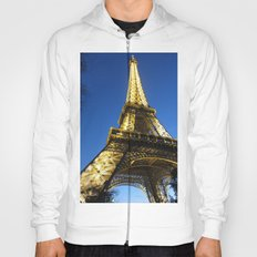 eiffel - night Hoody