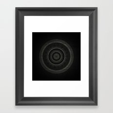 Inner Space 5 Framed Art Print