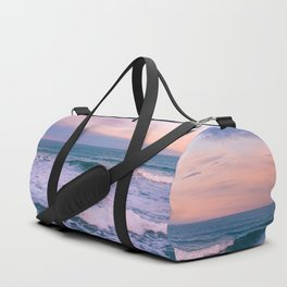 Sunset of the Bay of Biscay Duffle Bag