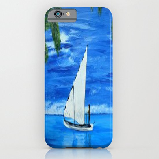 Sailing a way  iPhone & iPod Case