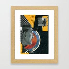 Parallax Framed Art Print