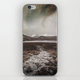 Painted Skies iPhone Skin