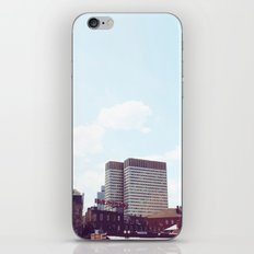 Union Oyster House iPhone & iPod Skin