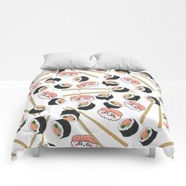 Happy Sashimi Comforters