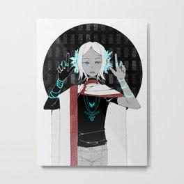 LLLLLL Metal Print