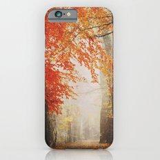 Autumn tree Slim Case iPhone 6s