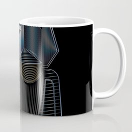 Sound Waves Coffee Mug